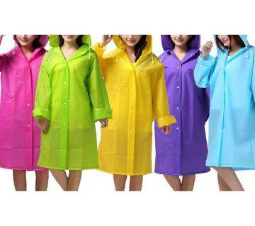 Rain coat - 1pcs