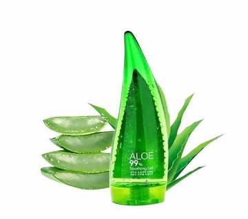 Aloe 99% soothing gel 260ml - Korea