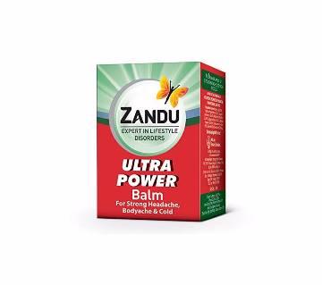 Zandu Balm Ultra পাওয়ার - ইন্ডিয়া