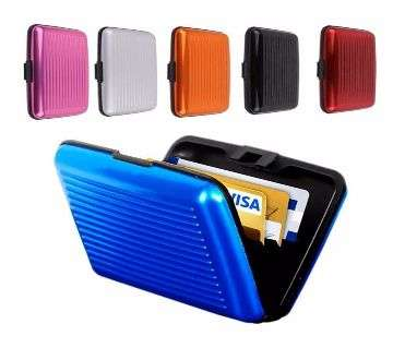 Security card holder