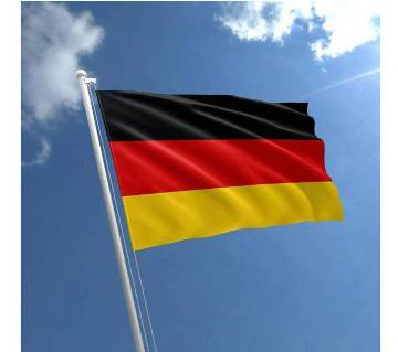 Germany Flag 5 Feet with  Sublimation Print