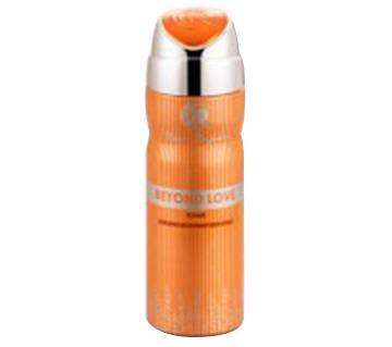Rodeo BEYOND LOVE Deo Body Spray For Women -200ml