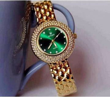 Rolex Wrist Watch For Women (Copy)