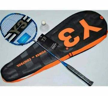 Y3 Badminton Racket (Copy)