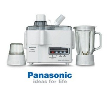 Panasonic MJ-M176P 3 in 1 Juicer Blender