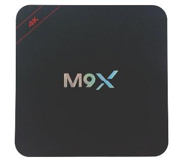 M9X অ্যান্ড্রয়েড স্মার্ট TV বক্স