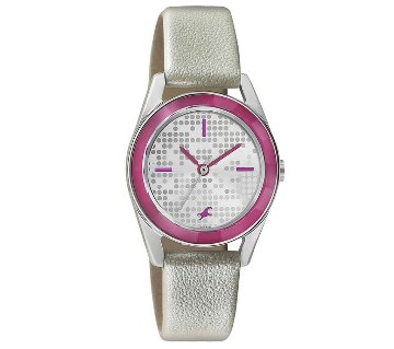Fastrack 6144SL01 Ladies Multicolor Dial Watch
