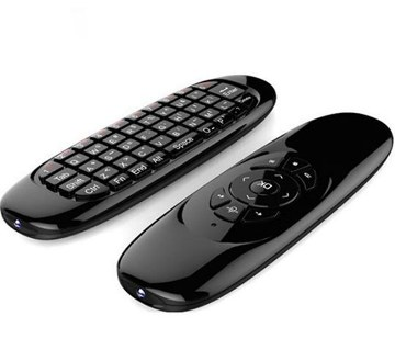 C-120 Air Mouse cum portable mini remote wireless keyboard