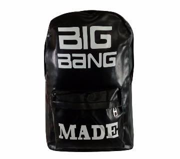 Big Bang রেক্সিন ব্যাগপ্যাক