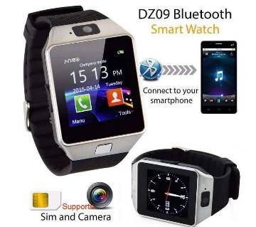 Smart Watch DZ09 sim supported