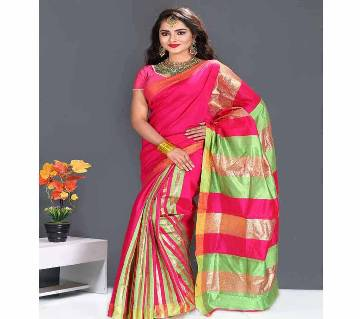 Silk Saree For Woman With Unstitched Blousepiece Bois-272