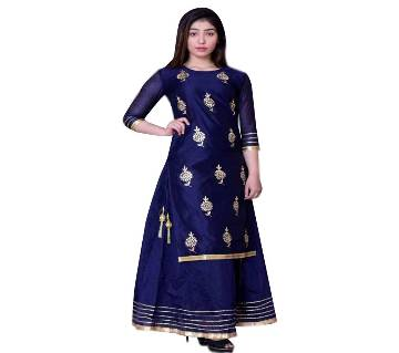 Unstitched Cotton Salwar Kameez for Women -2pcs