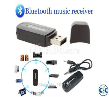 USB Blutooth Music Receiver Adapter