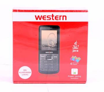 western D5 - ৪ সিম1