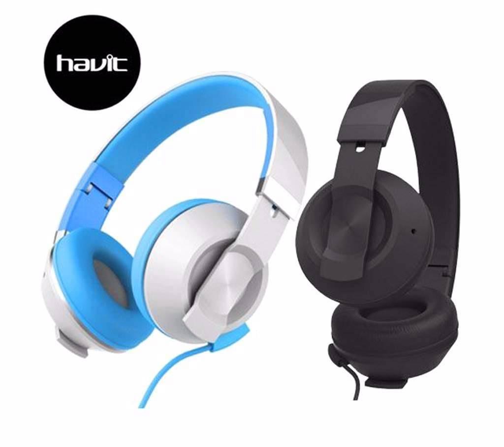 Havit HV-H2171D ফোল্ডেবল হেডফোন বাংলাদেশ - 548492