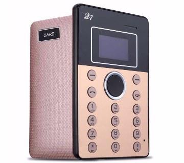 AIEK Q7 mini card mobile phone