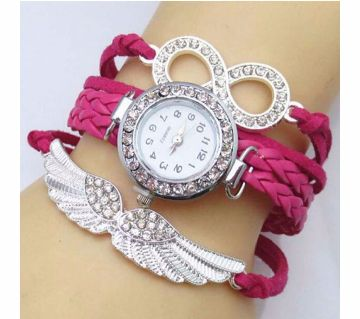 Ladies Bracelet Type Watch