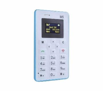 AIEK M5 mini card phone