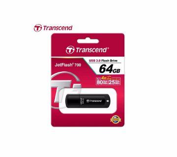 Transcend 64GB JetFlash 790 USB 3.0 Pen Drive