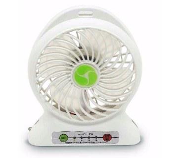 USB Mini Rechargeable Fan