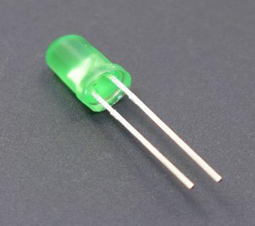 5mm Green LED 110 PCS