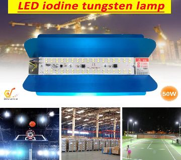 """Led Iodine Tungsten Lamp 50 Watt, LED Outdoor Lighting Garden Playground Halogen Lamp Waterproof """