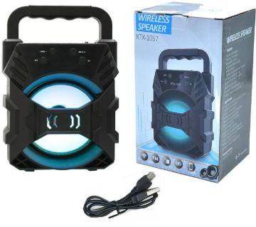 Wireless Bluetooth Speaker Portable MicroSD Card Pendrive FM Supported