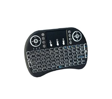 i8-B Mini Keyboard- Black