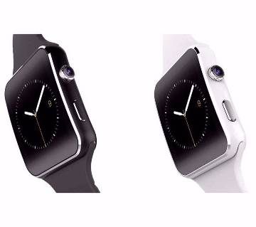 X6 Curved Display Smart Watch