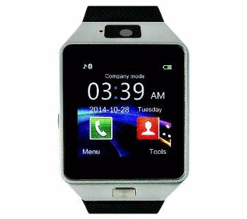 DZ09 smart watch- sim supported