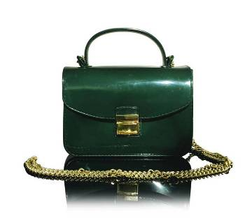 Dark Green ladies bag