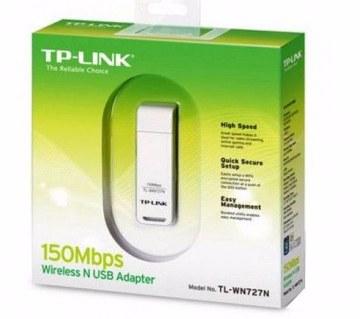TP-Link TL-WN727N Wireless Lite N USB Adapter