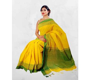 Taant Cotton Saree