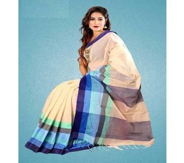 Taant Cotton Saree