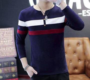 Indian Full Sleeve Casual T-Shirt