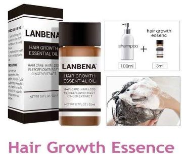 LANBENA Hair Growth Essential Oil, 20ml China