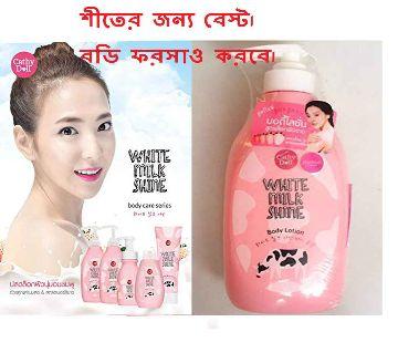 Cathy Doll - White Milk Shine Body Lotion 450 ml Thailand