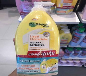 GARNIER Body Lotion Light Complete - 400ml Thailand