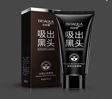 BIOAQUA Activated Carbon Blackhead Remove Peel Off Mask 60g  China