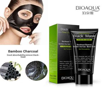 BIOAQUA Black Mask Deep Cleansing Peel Off Mask 60g China