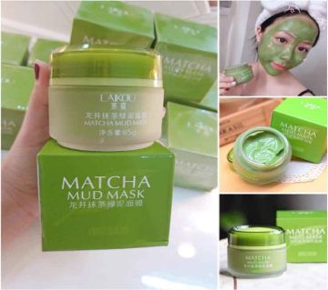 LAIKOU  Matcha Mud Mask 85g China