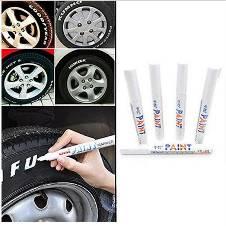 Paint tire marker