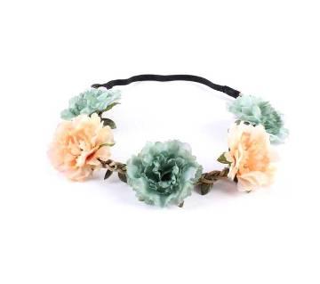 Fabric Flower Headbands for Woman
