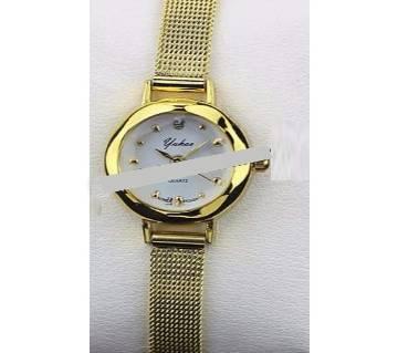 Ladies Yuhao Bracelet Rhinestone Watch