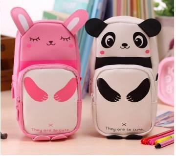 Cute Panda Women Cosmetic Bag
