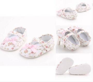 Baby Girls Shoes For [7-12 months baby]