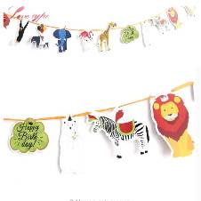 Birthday Paper Decoration For Kids Birthday Party