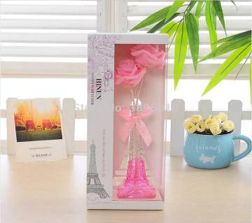 Eiffel Tower Shape Glass Jar