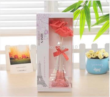 Eiffel Tower Shape Glass Jar