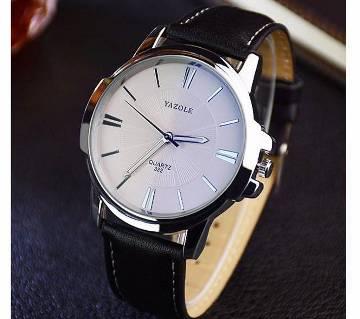 YAZOLE Fashion Quartz Watch Men Watches